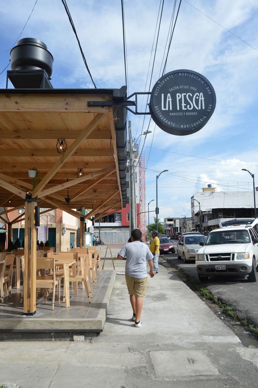 La Pesca Restaurante Urbano